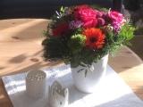 Friday-Flowerday – oder – Weihnachtszeit bei Lilamalerie #13: Ein ganz besondererStrauß
