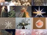 Weihnachtszeit bei Lilamalerie #23 – oder – Einmal werden wir nochwach…