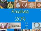 Kreativer Jahresrückblick – oder – Meine DIY-Projekte2019
