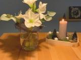 Friday-Flowerday – oder – Mit weißen Amaryllis ins neueJahr