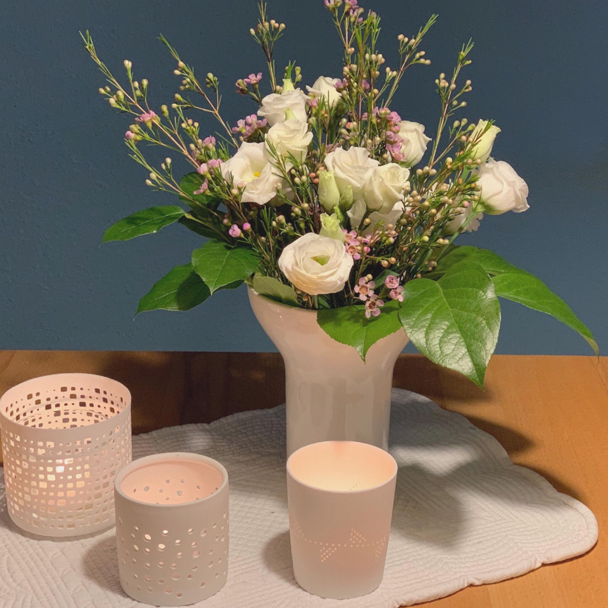Friday-Flowerday – oder – Noch mehr weiße Blumen