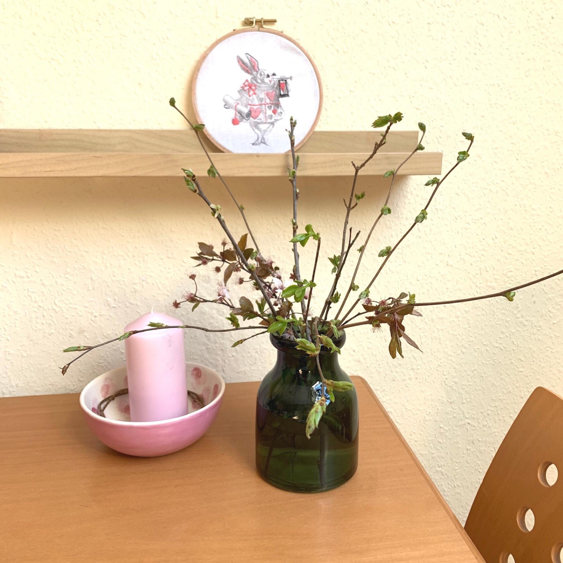 Friday-Flowerday – oder – Grünes Glück in Zeiten von Corona