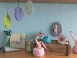 Osterideen aus Stoff und Papier – oder – Alle Jahre wieder:Ostern