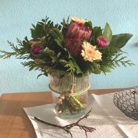 Friday-Flowerday - oder - Ich spendier mir einen Blumenstrauß