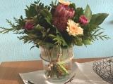 Friday-Flowerday – oder – Ich spendier mir einenBlumenstrauß