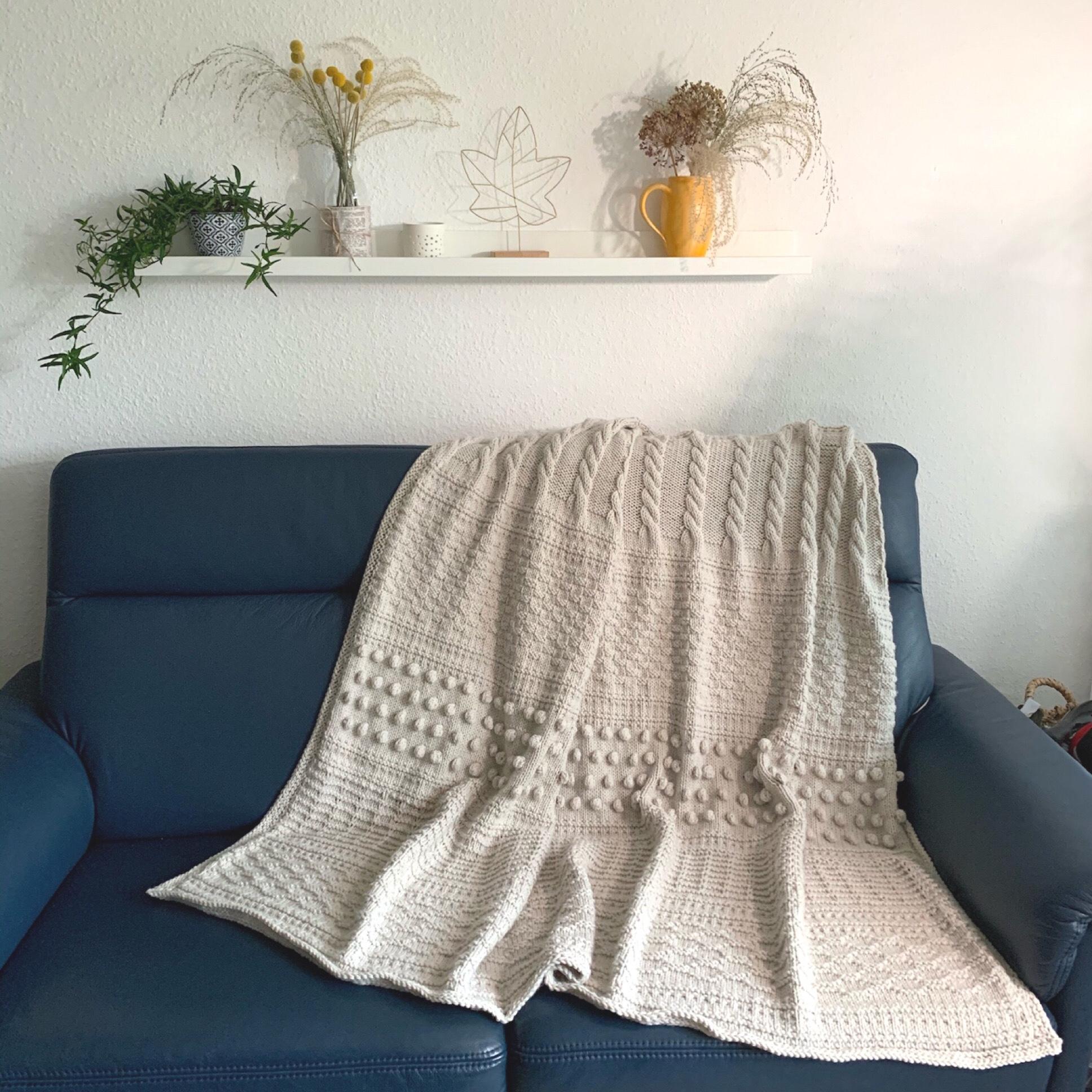 Der Winter kann kommen – oder – Ein Musterexemplar von Decke