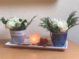 Friday-Flowerday – oder – Blumenrecycling