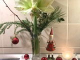 Decemberfeelings #18: Friday-Flowerday – oder – Wie Schneeweißchen undRosenrot