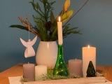 Decemberfeelings #4 : Barbarazweige und Amaryllis – oder – Friday-Flowerday