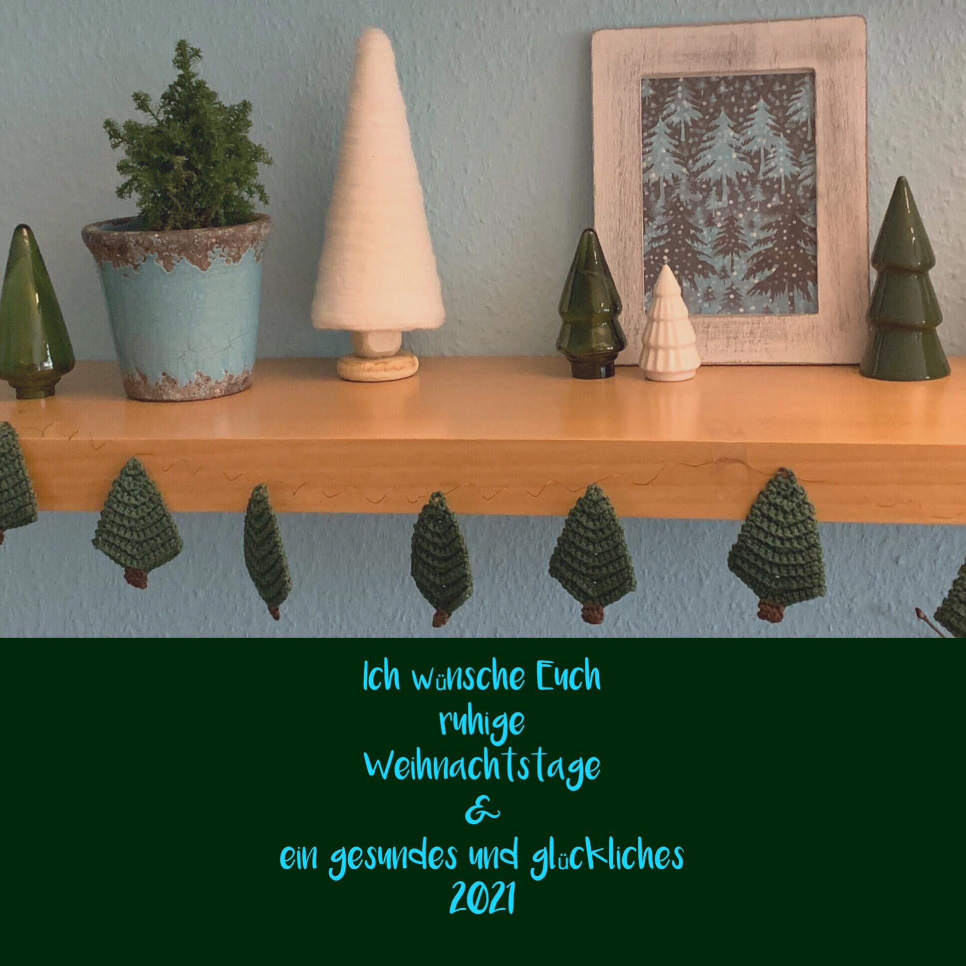 Decemberfeelings #24 – oder – Weihnachtsgrüße