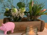 Friday-Flowerday – oder – Eine Kiste Frühling und ein bisschenGlück