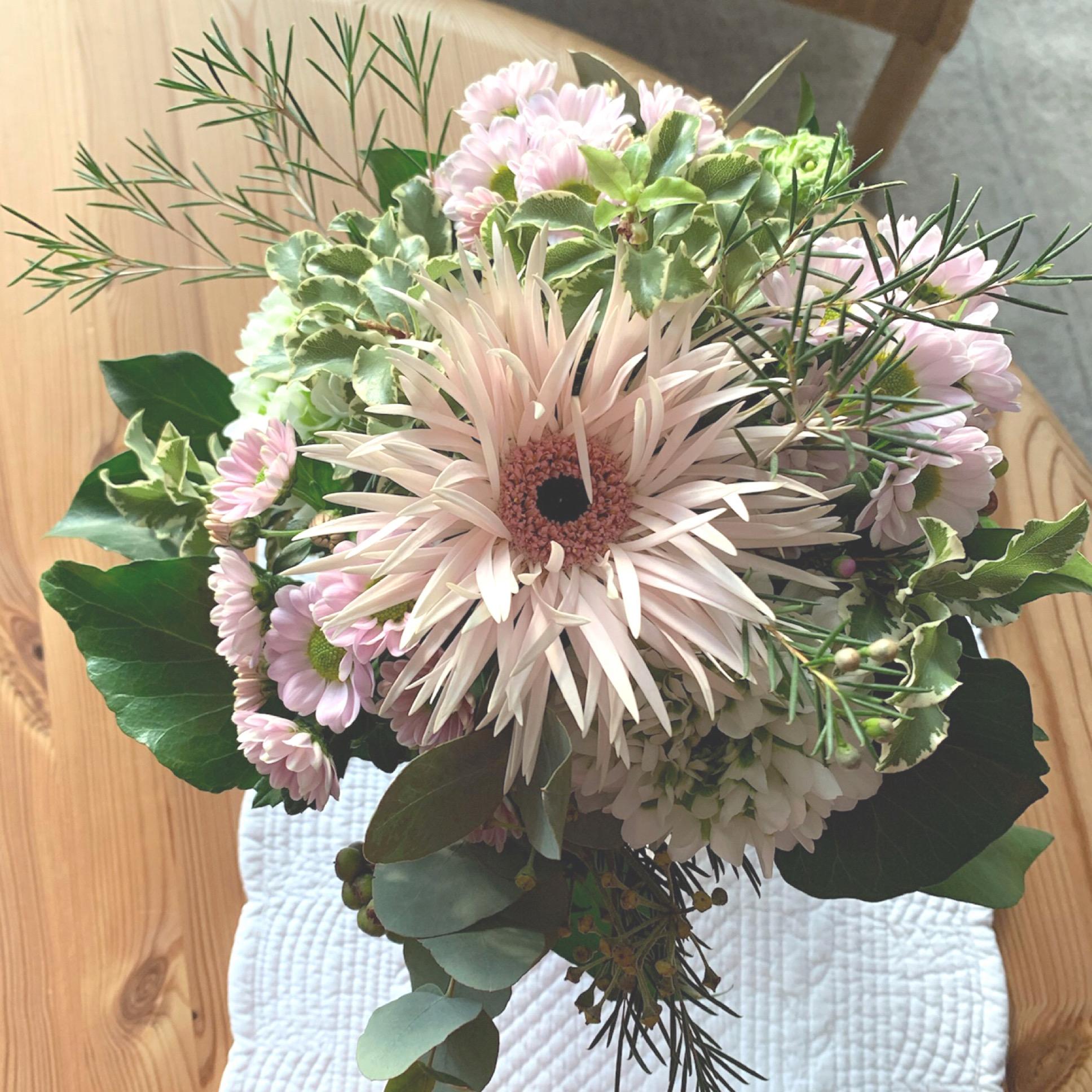 """Friday-Flowerday – oder – Ein """"Ich gönn mir was""""-Strauß"""