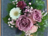 Friday-Flowerday – oder –Selbstgeschenkt