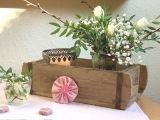 Friday-Flowerday – oder – Viel Rosa und weißeRosen