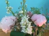 Friday-Flowerday – oder –  Pfingstrosen mitVerspätung