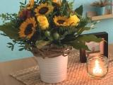 Friday-Flowerday – oder –  Ein Blumenstrauß für HerrL.