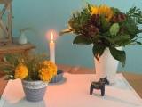 Friday-Flowerday – oder – Gelb, wie dieSonne