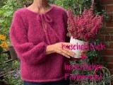 Kuschelstrick in herbstlicher Farbpracht – oder – Voila: DieMaya-Bluse