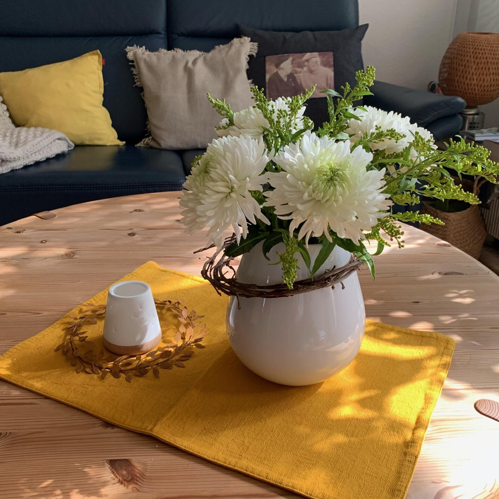 Friday-Flowerday – oder – Chrysanthemen, die herbstlichen Dauerbrenner